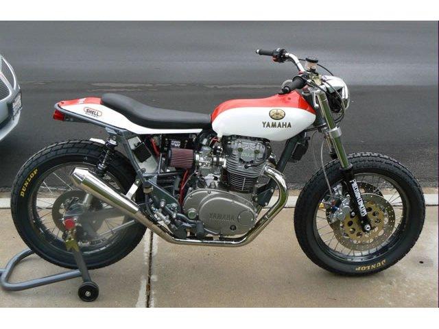 Foto: Mule Motorcycles - Yamaha XS 650