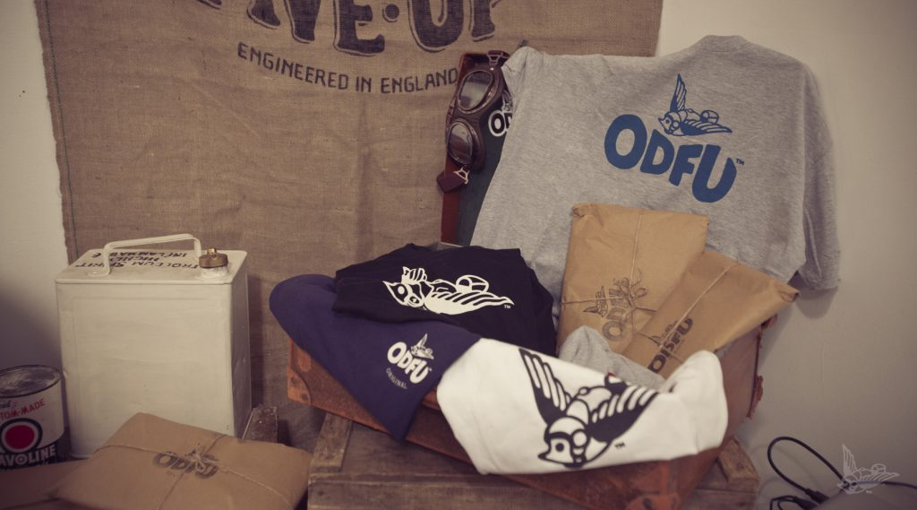 Foto: ODFU Clothing - Odfu_Shirts_2014