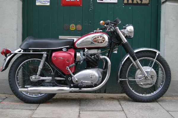 Foto: ©Single & Twin - BSA A65