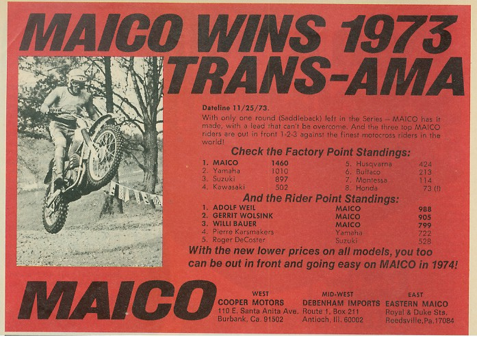 Anthony Blazier / flickr.com - MAICO_USA1974