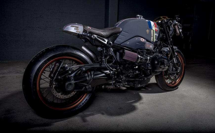 Foto: VTR Customs - Coffee Low Fat #10