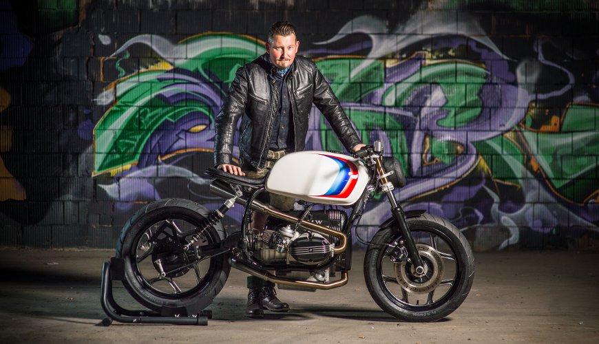 Woidwerk - BMW Mad Fritz und Ralf Eggl