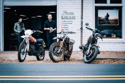 Brother Moto - Werkstatt und Café für Motorradfahrer