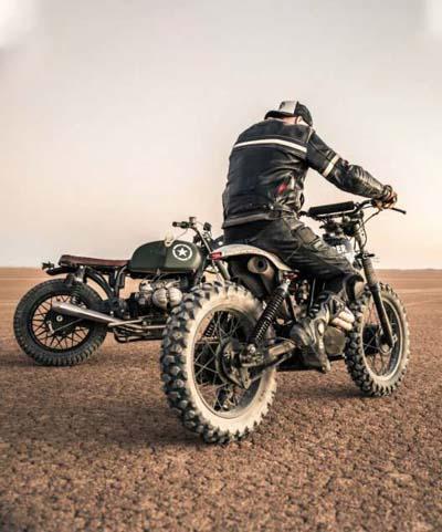 Foto: Los Muertos Motorcycles