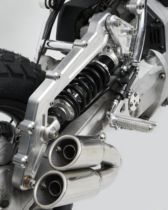 Heckschwinge BMW K 100